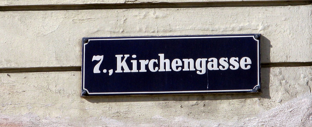 Grätzl Guide: Kirchengasse, Goodnight.at, c Douglas Sprott