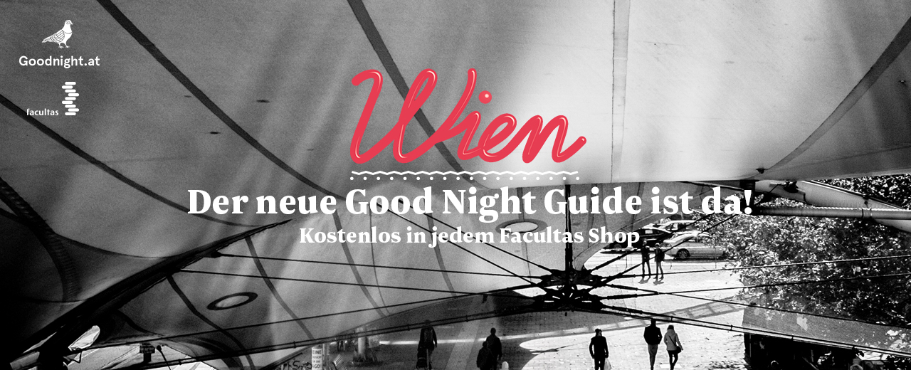 Good Night Guide No6, Winteredition, Goodnight.at Wien