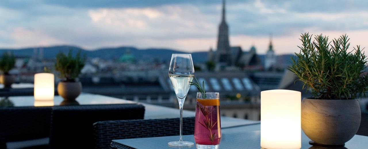 Fancy Dachterrassen Bars In Wien Goodnight